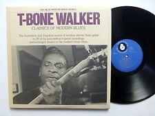 T-BONE WALKER Classics of Modern Blues 2LP   jg151