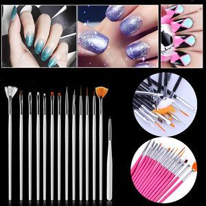 15Pcs-Set-Nail-Art-Acrylic-UV-Gel-Design-Brush-Set-Painting-Pens-Tips-Tools-Kit