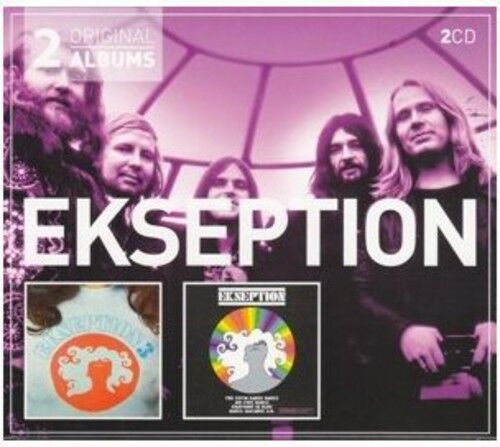 Ekseption - Ekseption / Ekseption 3 [New CD]