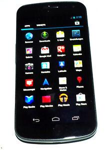 Samsung Galaxy Nexus GT-i9250 16GB Schwarz ohne Simlock 4 ...