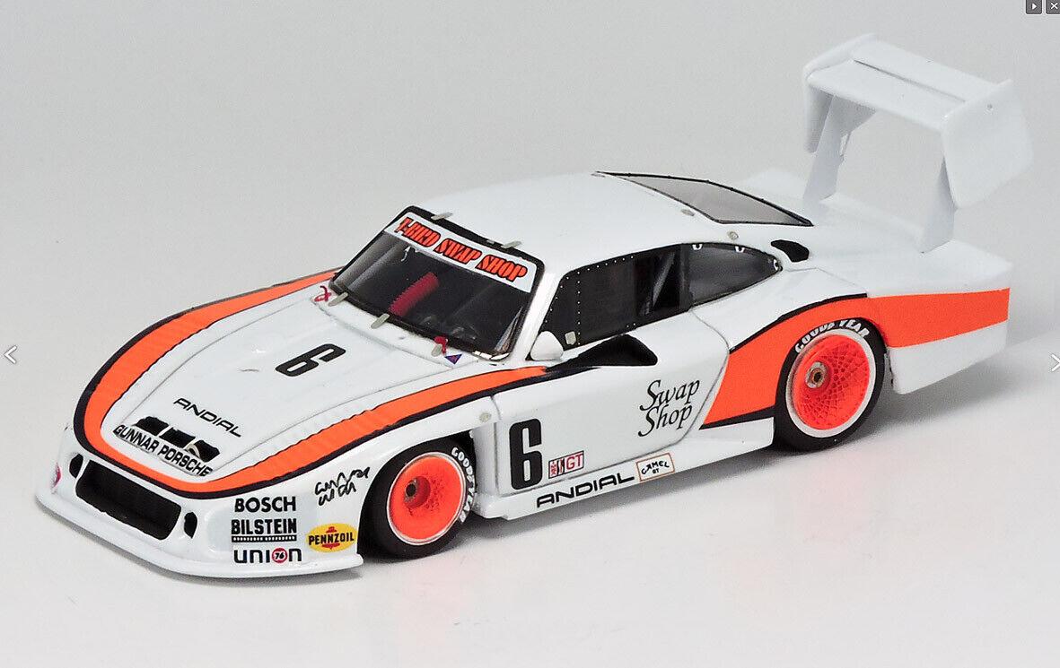 Porsche 935 L « Andial »  6 Daytona 1982 - Hand Built Arena Models