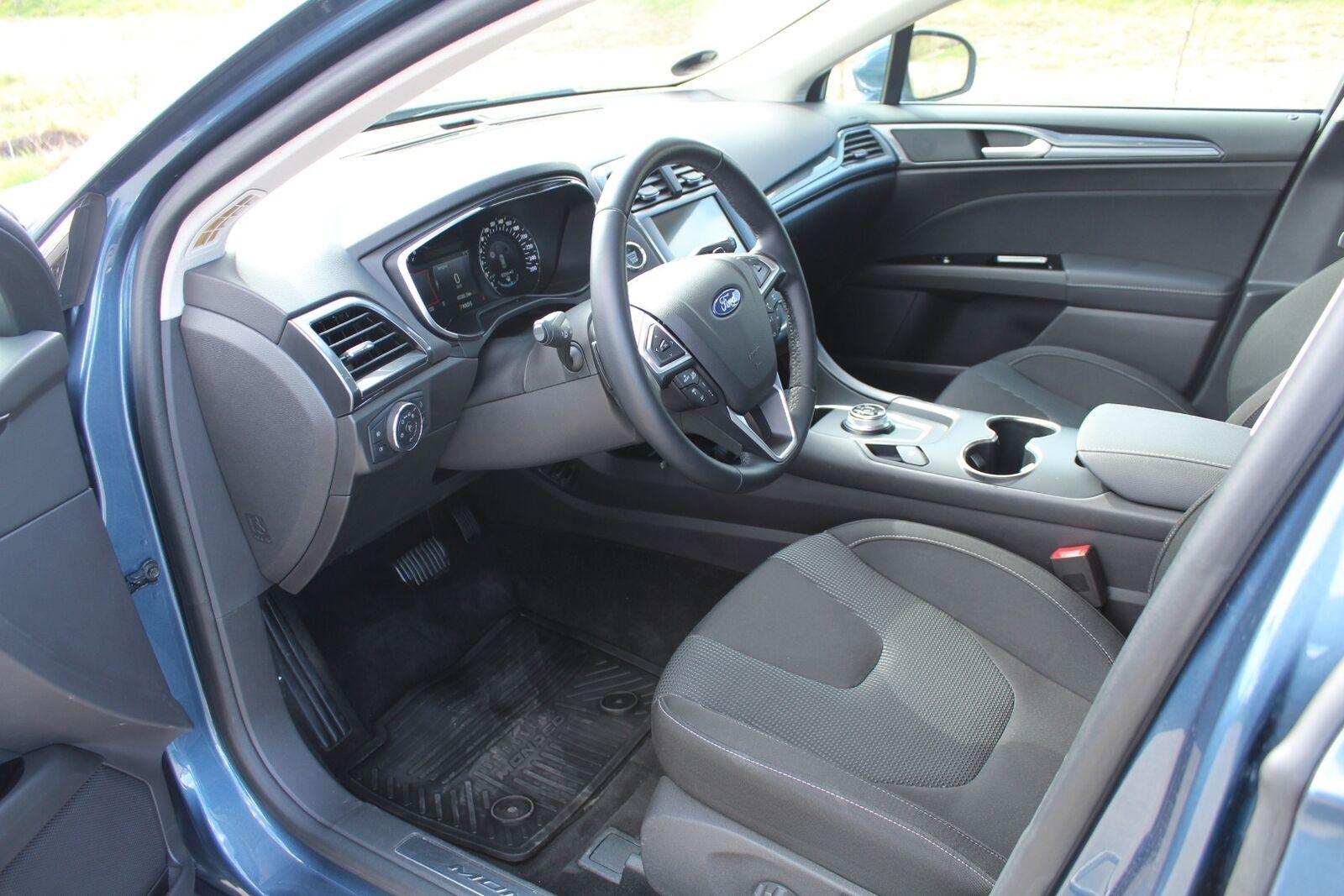 Ford Mondeo 2,0 EcoBlue Titanium stc. aut. - billede 8