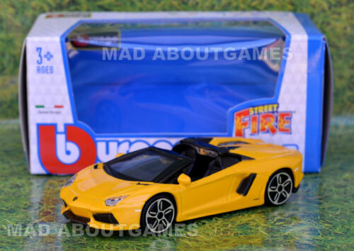 LAMBORGHINI AVENTADOR ROADSTER 1:43 Car NEW Model Diecast Models Cars Die Cast