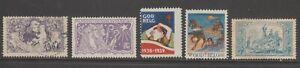 Sweden-Cinderella-Charity-stamp-ML-611-no-gum