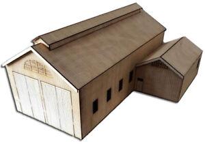 Trackside-Models-HO-Scale-Laser-Cut-034-Strath-Engine-Shed-034-SM1054