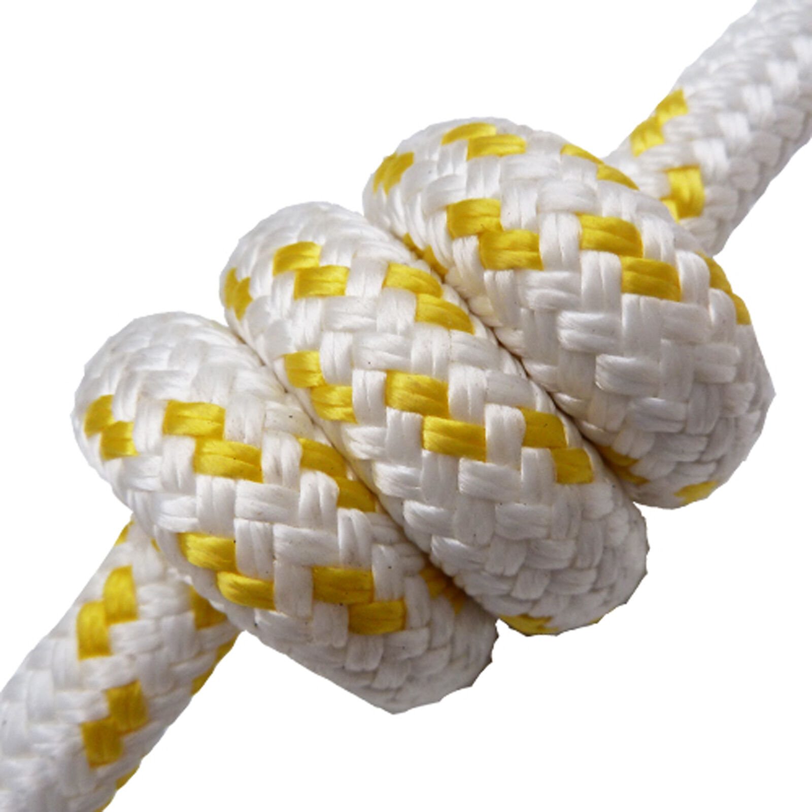 Rope  6mm Dyneema Braid MAINSHEET. High Spec, Low Stretch Rope for Boats
