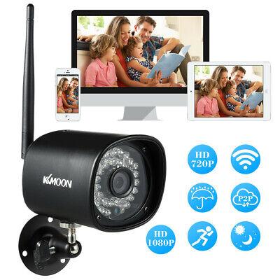 Wireless 1080P Security Camera WiFi Home Surveillance Camera P2P APP Remote L5G0