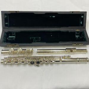 Excellent Altus Flute A1107E used in Japan M7254
