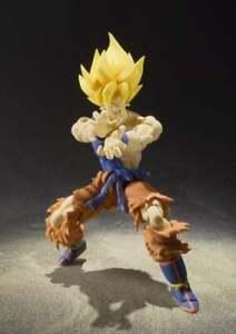 Bandai Dragon Ball Super Saiyan Goku Awakening Ver. S.H.Figuarts SHF Figure