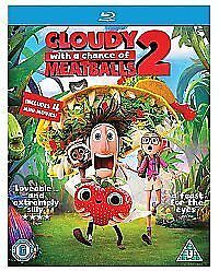 Cloudy-WIth-A-Chance-Of-Meatballs-2-Blu-ray-Free-UK-Delivery-New-Sealed