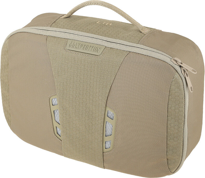 Maxpedition Lightweight Toiletry Bag, Tan