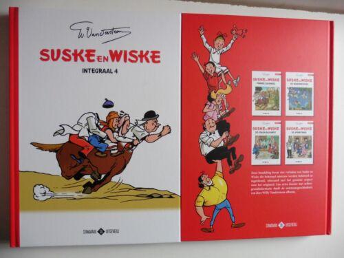 Suske en Wiske Integraal Classic nr 4 Juni 2018