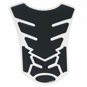 Adhesif Protege Reservoir Moto Carbone Look Autocollant Sticker A-Pro Noir