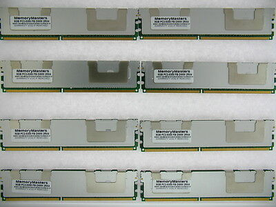 64gb Set 8x8gb Compaq Proliant Dl360 Dl380 G5 2 33ghz Dl380 G5 Ram Speicher