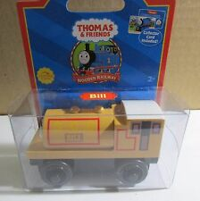 THOMAS THE TANK & FRIENDS - WOODEN BILL RED LABEL 2004 *NEW* COLLECTOR CARD!!
