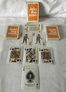 Vintage-Full-Boxed-Deck-of-WADDINGTONS-Old-Holborn-Playing-Cards-2-Jokers