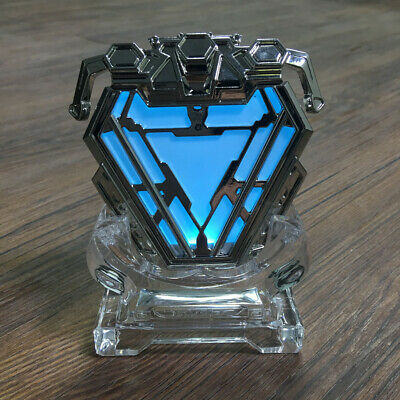 1//1 Wearable MK50 Iron Man Arc Reactor Mark50 Avengers Infinity War Toys Cosplay