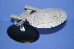 STAR TREK U.S.S. ENTERPRISE NCC-1701-D Die-cast Deagostini JAPAN