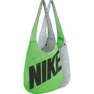 67fb3c30fbf8 Nike Women s Graphic Reversible Tote Bag Ladies Shoulder Bag BZ9774 ...