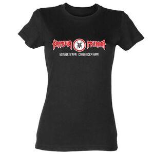 Korrosija-Metalla-Damen-T-Shirt
