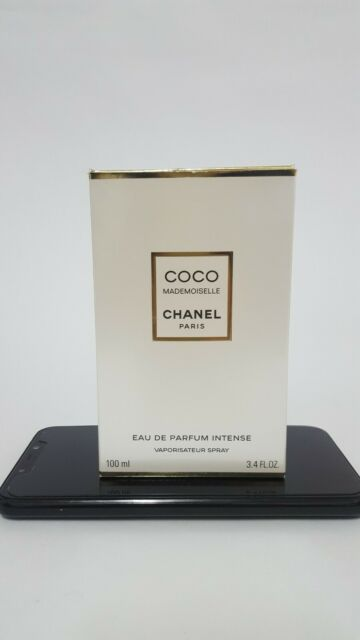 Empty Bottle Perfume COCO MADEMOISELLE CHANEL PARIS 100 ml Made In France