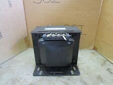 Egs Hevi Duty Transformer E750 0750 Kva 220v480v Hi 110120v Lo Used