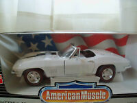 Ertl american Muscle 1967 Chevrolet Corvette L-88 Convertible 1/18 Diecast