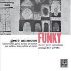 Funky by Gene Ammons/Gene Ammons All Stars (CD, Mar-1995, Original Jazz Classics)