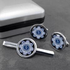 Garda Siochana Irish Police Gift Cufflinks and Tieslide