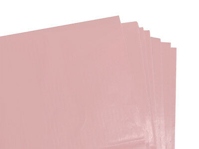 BURGUNDY QUALITY COLOURED TISSUE PAPER ACID FREE 750mm x 500mm PACK OF 10