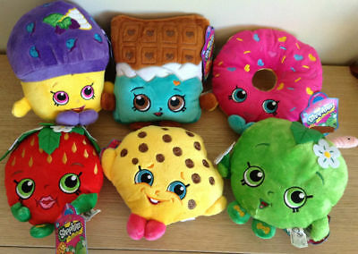 Shopkins Color and Create Plush of Kooky Cookie --- 2 Sided ... | 284x400