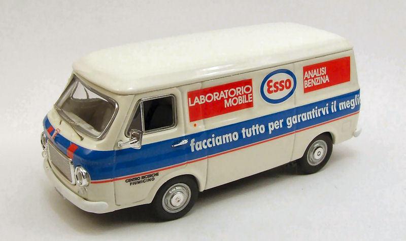 te hará satisfecho Fiat 238 1974 Laboratorio Mobile Esso 1 43 Model Model Model RIO4289 RIO  tiempo libre