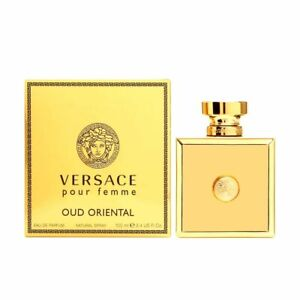 Versace Pour Femme Oud Oriental by Versace, 3.4 oz EDP Spray - New Fresh Sealed