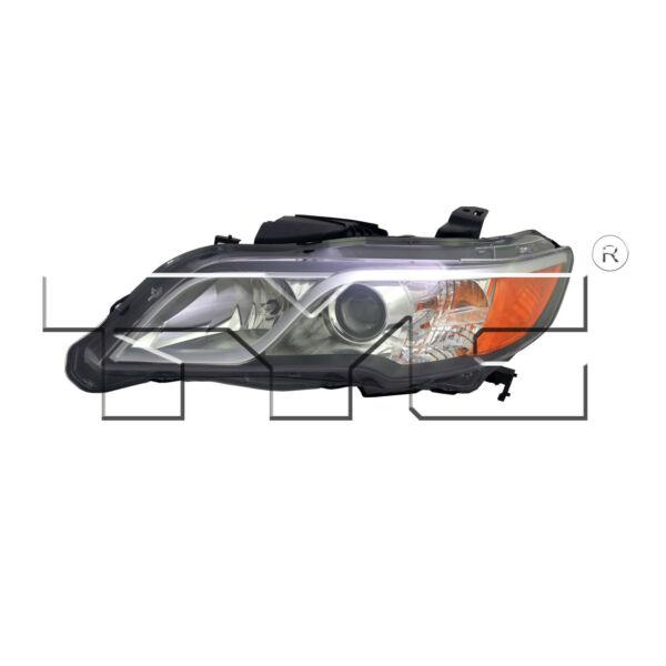 Headlight Assembly Left TYC 20-9324-01 Fits 2013 Acura RDX