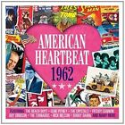 Various Artists - American Heartbeat 1962 Double CD
