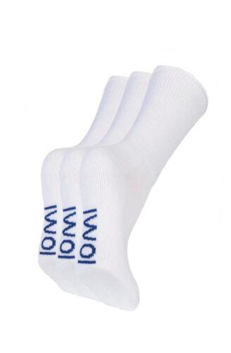 3 Pairs Ladies IOMI SockShop Extra Wide Diabetic Socks Swollen Legs 8 Variations