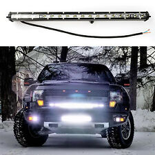 19INCH 54W CREE Led Light Bar Spot Flood Work Driving Offroad Lamp For SUV Truck