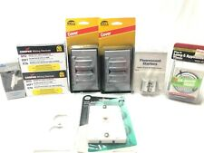 Electricians Lot Cooper Gfci Bell Outdoor Covers Plug In Timer Leviton Switch