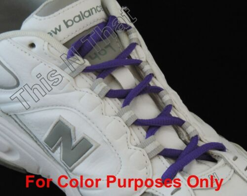 """BUY 2 GET 1 FREE 27/""""  Round Shoelaces Athletic Shoe Laces Strings Sport Sneaker"""