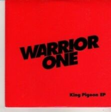 (CN452) Warrior One, King Pigeon EP - 2010 DJ CD