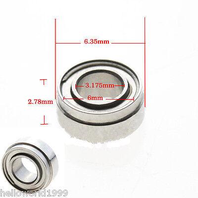 1Pc Dental Ceramic Bearing Ball for KAVO High Speed handpiece 3.175*6.35*2.78*6