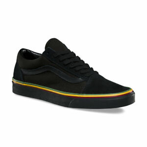 Vans OLD SKOOL - BLACK RASTA Shoes (NEW) Mens Size 4-11.5 WAFFLE ... 2f86ce6e1