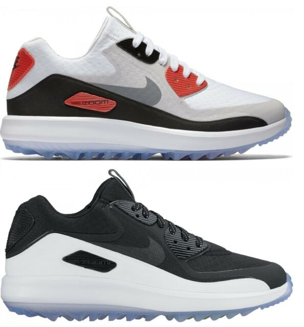 Nike Womens Air Zoom 90 IT Golf Shoes WhiteCool Grey