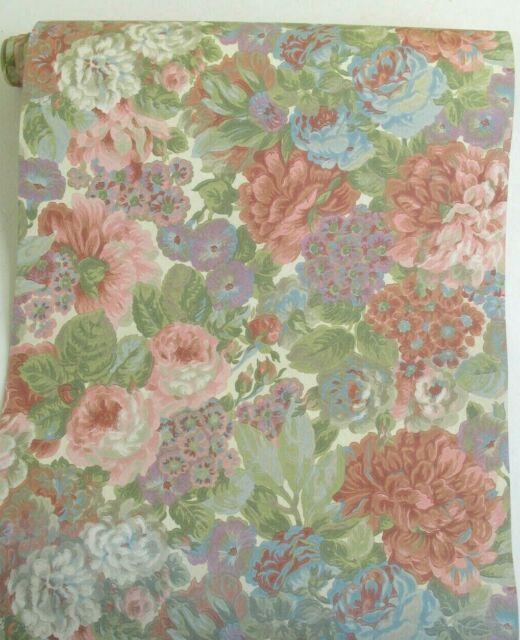 "UK ""Forget Me Not"" Pemberley Collection Wallpaper DPEMFM104 ✅ SANDERSON"