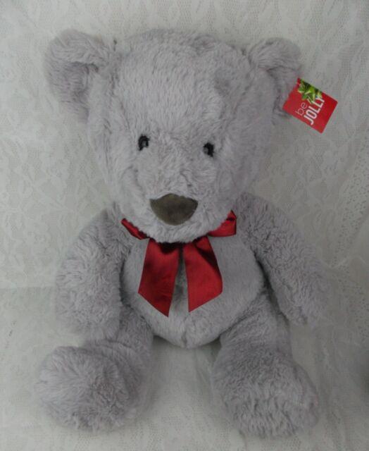 Blue Big Teddy Bear, Hugfun Plush Spider Octopus Red Lovey Stuffed Animal Baby Toy Hug Fun For Sale Online Ebay