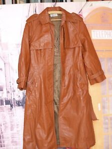 Elegante-gabardina-marron-mujer-hecha-en-brasil-autentica-piel-gran-calidad-t-42
