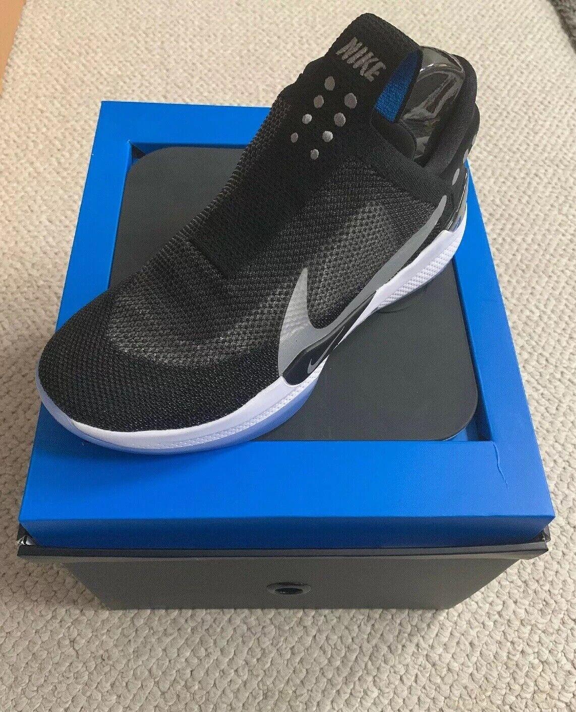 2019 Nike Adapt BB AO2582-001 Black Power Self Auto Lacing New Men Size 11