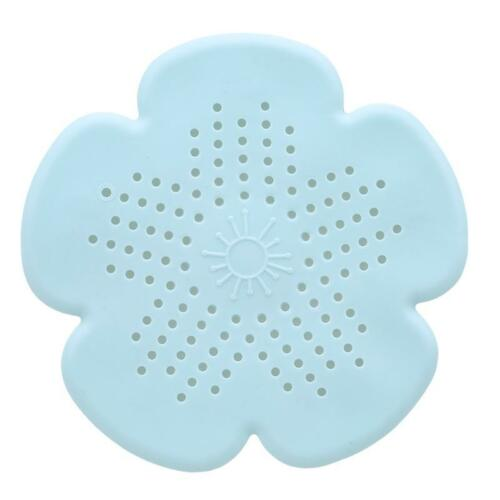 Bathroom Drain Bath Stopper Hair Catcher Shower Covers Sink Strainer Filter MA