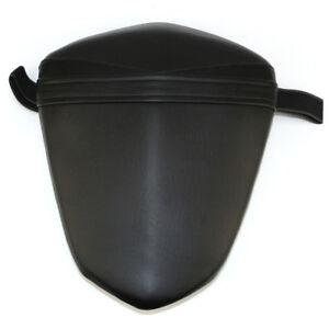 Motorcycle-Rear-Passenger-Seat-Pillion-For-Yamaha-YZF-R1-2009-2010-2011-Black