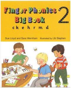 finger-phonics-Big-Book-2-Jolly-phonics-finger-phonics-by-Sue-Lloyd-NEW-book